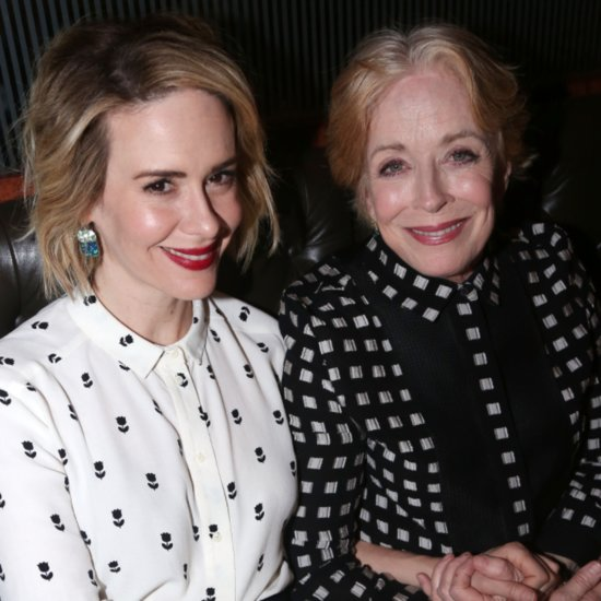 Sarah Paulson Says She's in Love With Holland Taylor