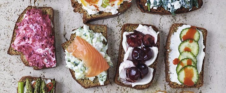 Jamie Oliver Just Inspired Us to Up Our Toast Game