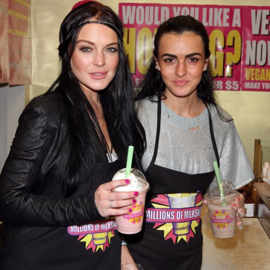 Lindsay Lohan's Little Sister Is All Grown Up Now