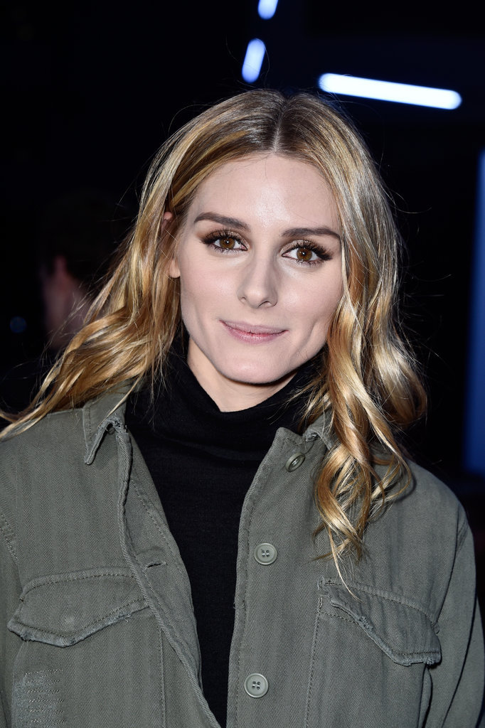 Olivia Palermo at Fashion Week | Feb 2016