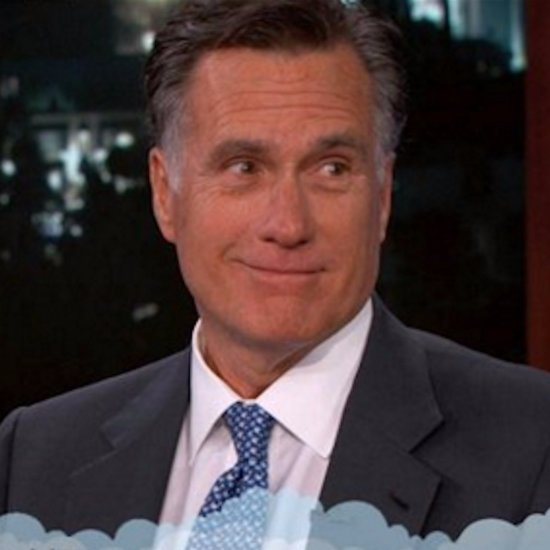 Mitt Romney Reads Mean Tweets