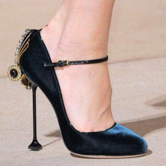 Best Catwalk Shoes Paris Fashion Week Autumn 2016