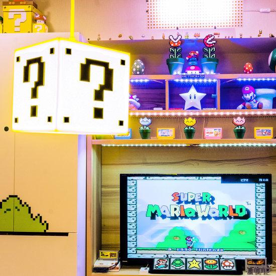 Super Mario Bros Airbnb in Tokyo