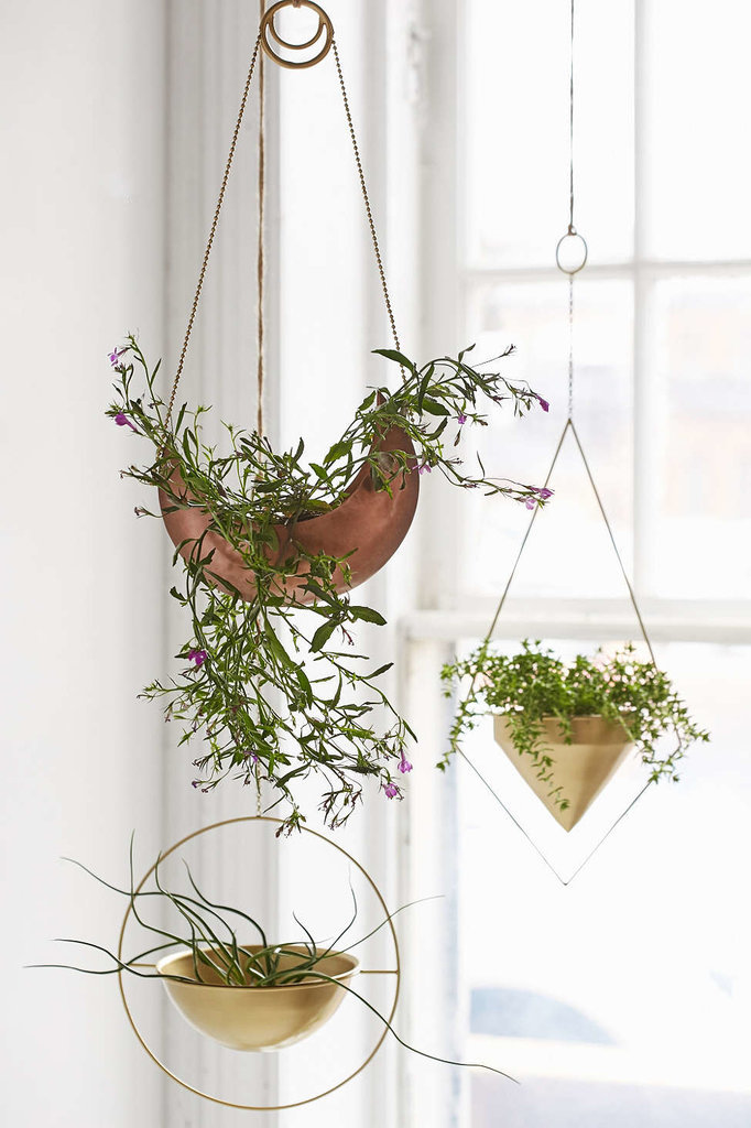 The best hanging planters popsugar home for Decorative hanging pots