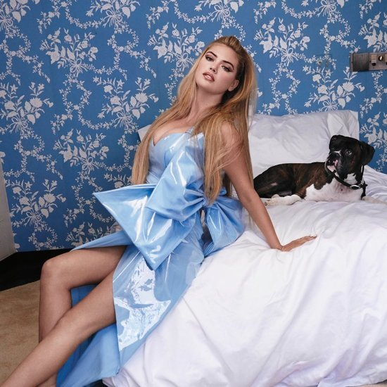 Kate Upton's V Magazine Real Housewife Photo Shoot