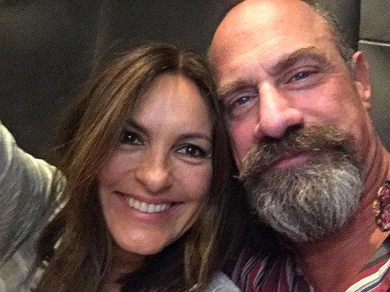 Benson and Stabler Back at It! SVU's Mariska Hargitay and Christopher Meloni Reunite