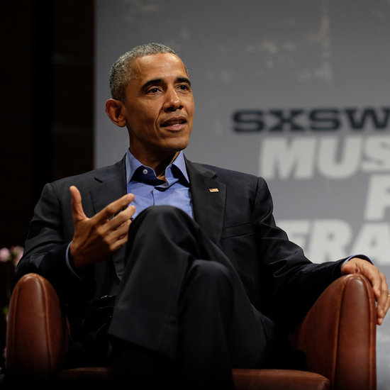 President Obama Speech at SXSW