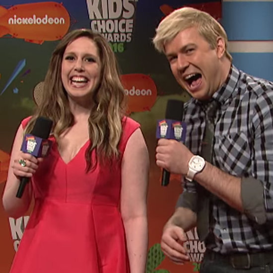 saturday night live dating app skit Saturday night live was on point last night — check out all the  re-live all of last night's snl skits (below  stars who have dipped into the snl dating pool.