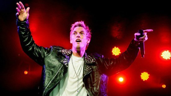 Aaron Carter Supports For Donald Trump