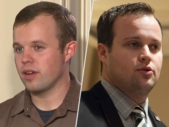 John-David Duggar on Brother Josh's Scandal: 'The Devil Took His Best Shot'