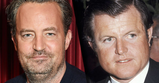Matthew Perry to Play Ted Kennedy in Mini-series