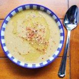 Vegan Creamy Broccoli Soup Recipe
