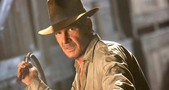 'Indiana Jones 5' With Harrison Ford, Steven Spielberg Coming in 2019