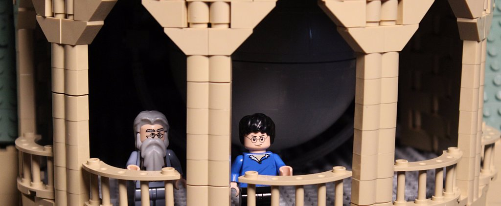 A Supermom Created This 400,000-Piece Hogwarts Castle Out of LEGOs, and We Are Speechless