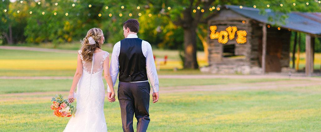 How to Throw a Breathtaking Vintage Americana Wedding