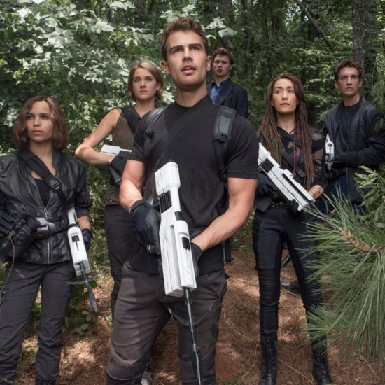 How the Divergent Series Keeps Chasing Katniss's Tail