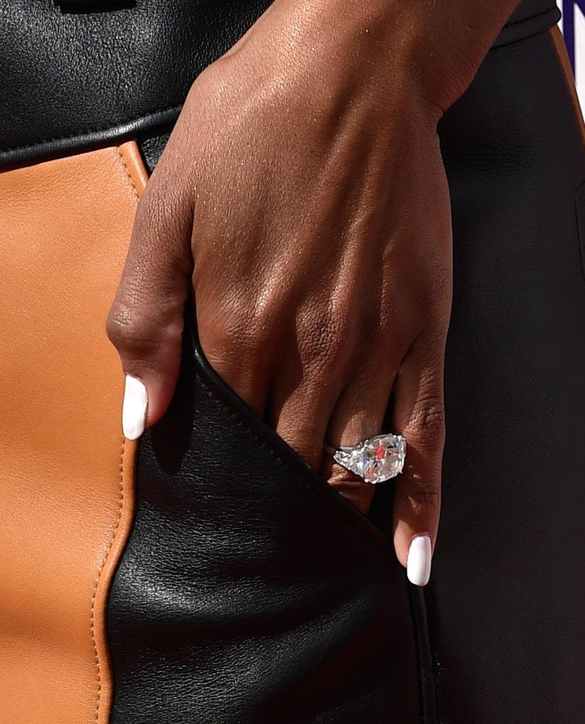 ciara engagement ring pictures popsugar australia