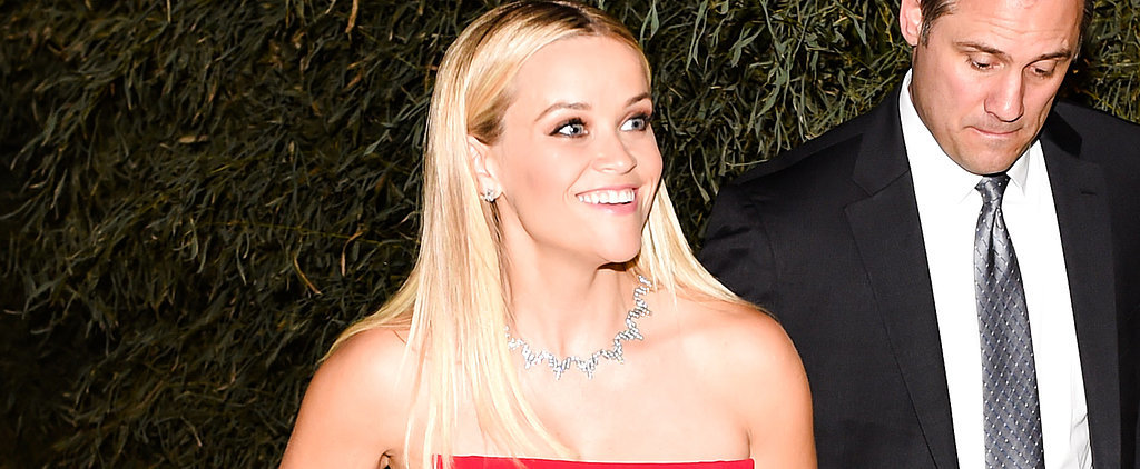 Reese Witherspoon's Sexy Mini Dress Lets Everyone Know Whose Birthday It Is