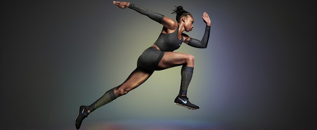 Training Tips We're Stealing From Olympic Running Goddess Allyson Felix