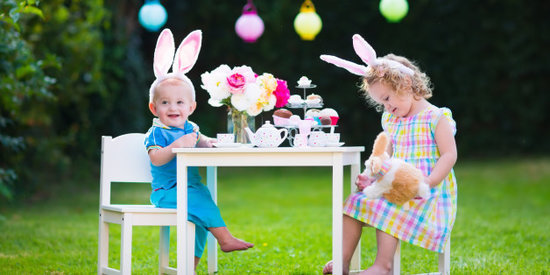 Stylish and Wearable Easter Looks for Kids