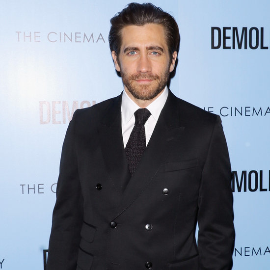 Jake Gyllenhaal at Demolition Screening in NYC March 2016