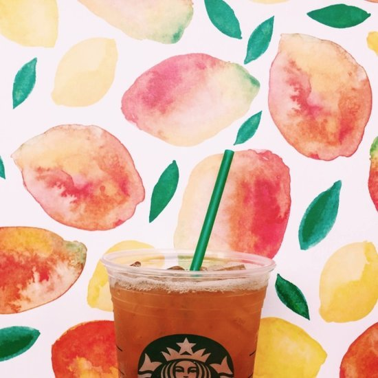 Starbucks Spring Drinks 2016