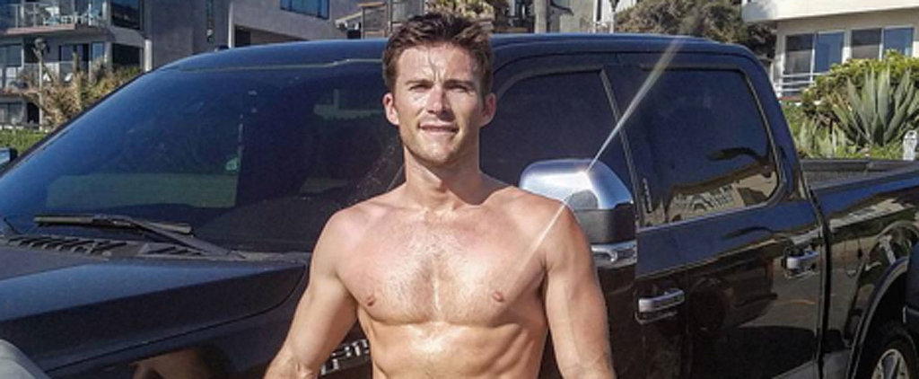 19 Shirtless Pics of Scott Eastwood That Are So Sexy, You Might Never Recover