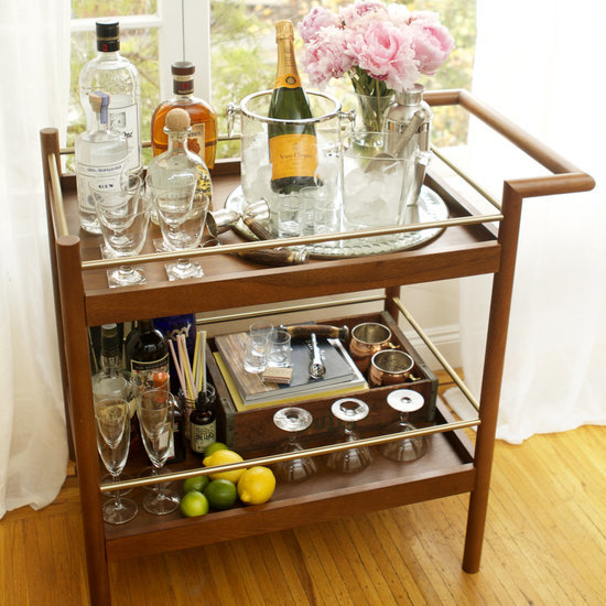 Bar Cart Shopping Ideas