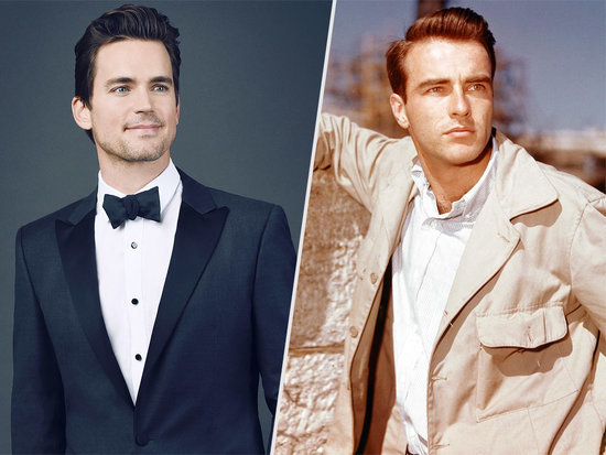 Matt Bomer on His Planned Biopic of Hollywood Gay Icon Montgomery Clift: 'I Saw Myself in Him'