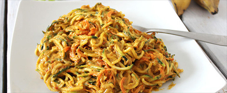 You Won't Believe What the Secret Ingredient Is in This Creamy, Vegan Pasta
