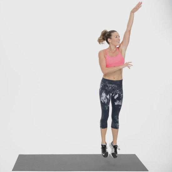 Jump Shot Cardio Workout Move