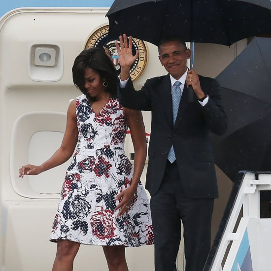 The Obamas' Style in Cuba