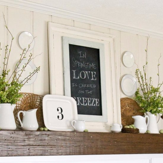 35 Ways to Decorate For Easter