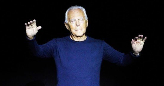 Giorgio Armani Announces That It Will No Longer Use Real Fur in Its Clothing