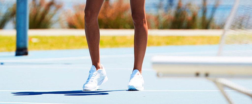 30 Times Kayla Itsines's White Shoe Obsession Captivated Us