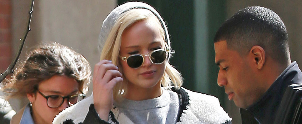 Jennifer Lawrence Looks Effortlessly Cool During Her Outing in NYC