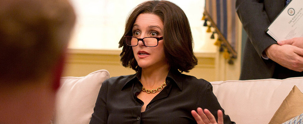 "Malcolm Turnbull Adopted a Slogan From Veep and Julia Louis-Dreyfus Is ""Dumbstruck"""