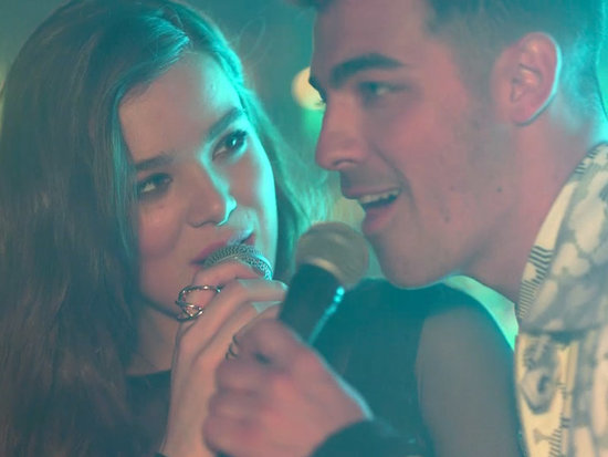 FIRST LOOK: Hailee Steinfeld Premieres New 'Rock Bottom' Music Video (Featuring Joe Jonas and DNCE)