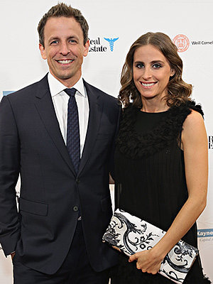 Seth Meyers and Wife Alexi Ashe Meyers Welcome a Son