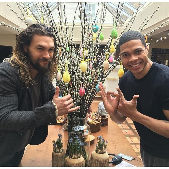 Celebrities Celebrating Easter 2016   Pictures