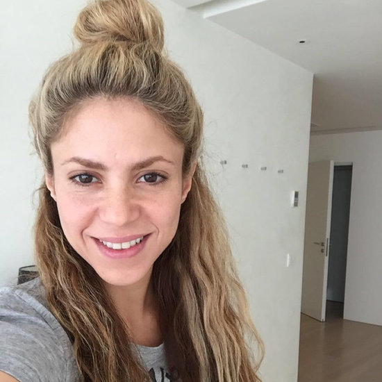 Shakira Writing New Music