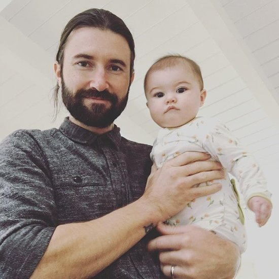 Leah and Brandon Jenner's Daughter Pictures