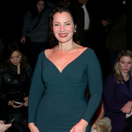 Fran Drescher Reunites With Her Costars From The Nanny