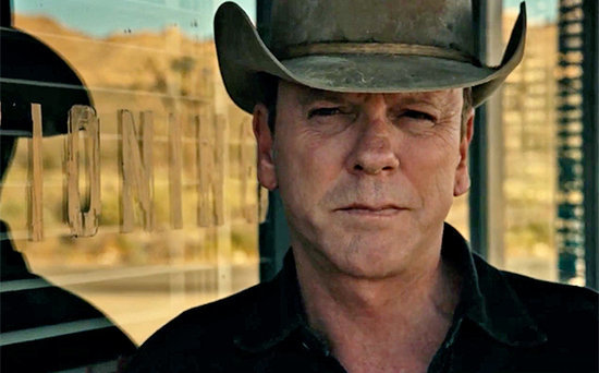 Kiefer Sutherland releases country-music video for Not Enough Whiskey