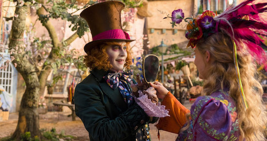 'Alice Through the Looking Glass': 11 Things We Learned About the Disney Sequel