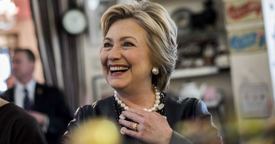 Accomplished Woman Hillary Clinton Gets Nice Haircut, All Hell Breaks Lose