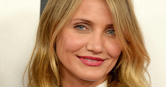 Cameron Diaz Is The Epitome Of No Makeup Goals