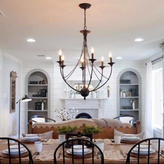 Hgtv Dining Room Lighting: Best Items At Chip And Joanna Gaines's Magnolia Market