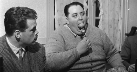 Fat Men's Clubs Existed, And They Were The Ultimate Celebration Of Body Acceptance