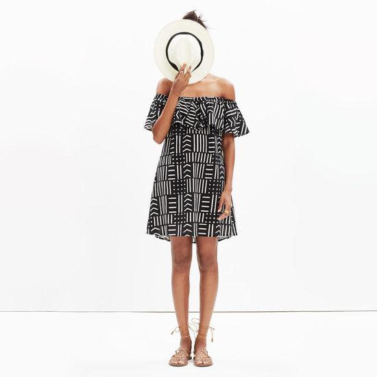 Spring Style | Off-the-Shoulder Dress Trend
